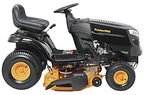 Poulan Pro PP155A42 Riding Mower