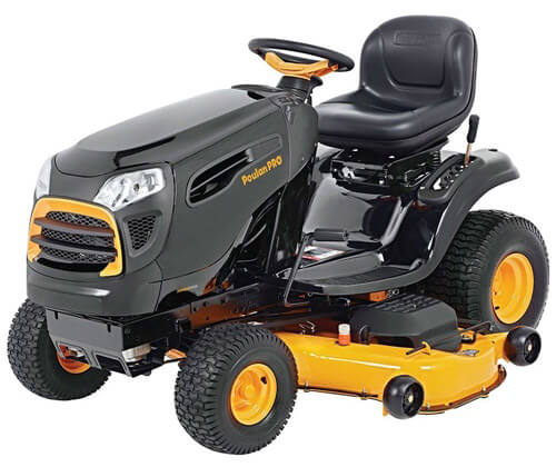 Poulan Pro PP24VH54 Riding Mower
