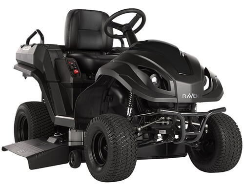 Raven MPV7100B Hybrid Riding Lawn Mower