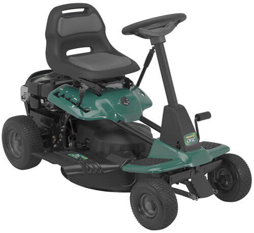 Weed Eater One Gas Powered Riding Lawn Mower