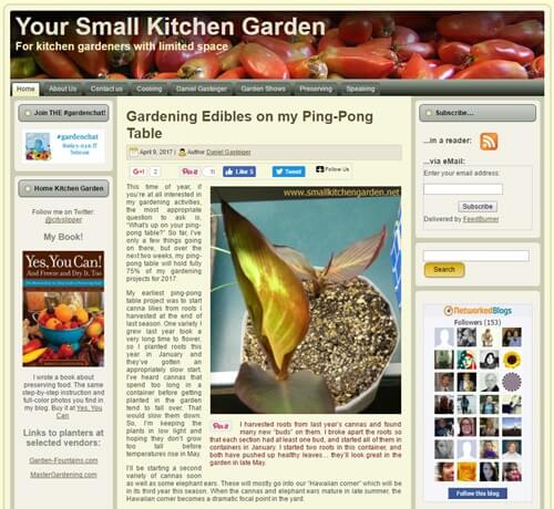 Your Small Kitchen Garden screenshot