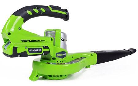 GreenWorks 24352 24V 130MPH Blower