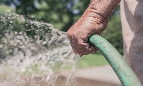 garden water hose