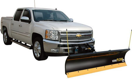 Meyer 26500 - the best snow plow for a truck