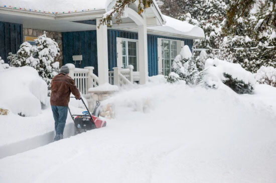 must have snow removal tools