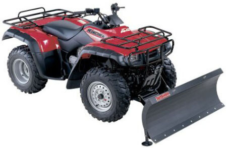 Swisher 2645R a very good snow plow for ATV