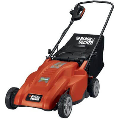 Black & Decker MM1800 Corded Push Mower