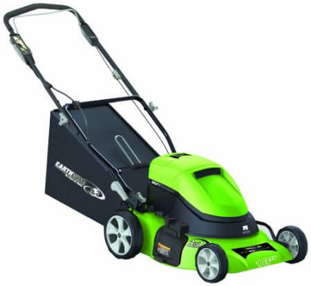 Earthwise 60318 Cordless Self-Propelled Lawn Mower