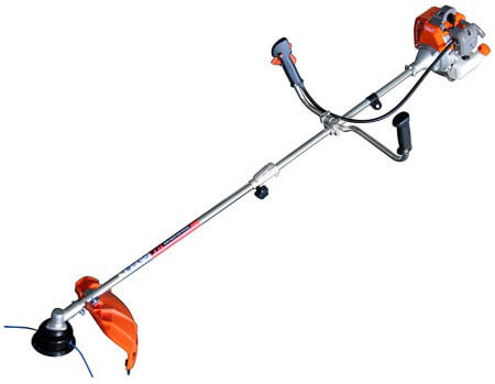 PROYAMA Extreme Duty 2-Cycle Dual Line Trimmer and Brush Cutter