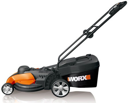 Worx WG708 Corded Electric Lawn Mower
