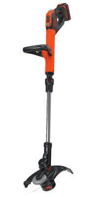 Black & Decker LSTE525 Battery Powered Trimmer