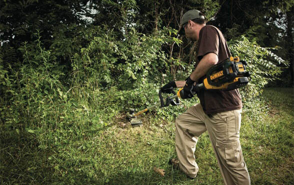 Dewalt DCST990H1 - the best battery weed wacker