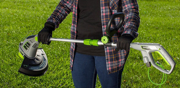 Earthwise ST00115 electric weed wacker review
