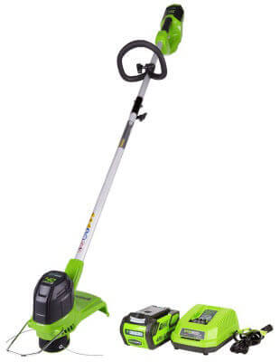 Greenworks 2101602 Cordless String Trimmer