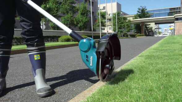 Makita XRU02Z cordless weed wacker review