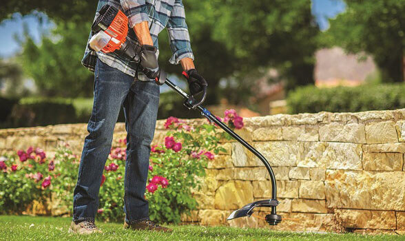 Remington RM2510 - good cheap gas string trimmer