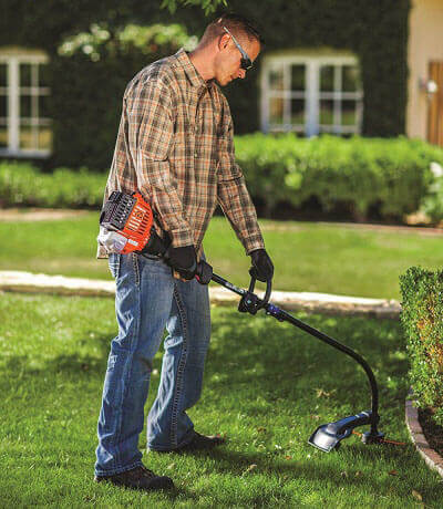 Remington RM2510 Rustler gas weed trimmer review