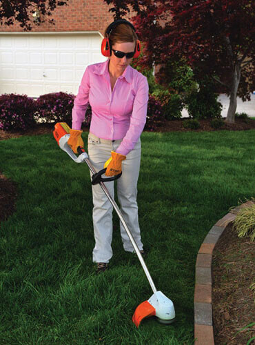 STIHL FSA 65 cordless grass trimmer