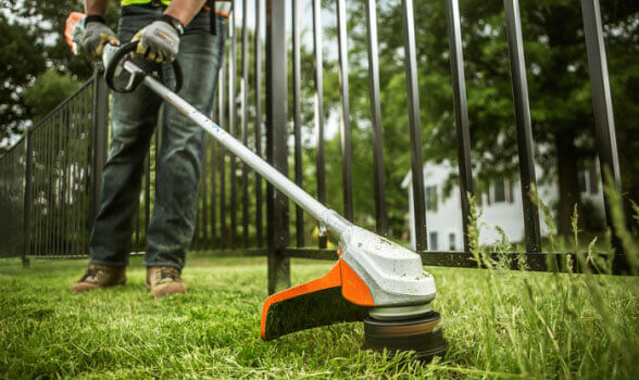 STIHL FSA 90 R review