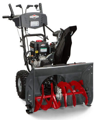 Briggs & Stratton 27-inch Dual-Stage Snow Blower