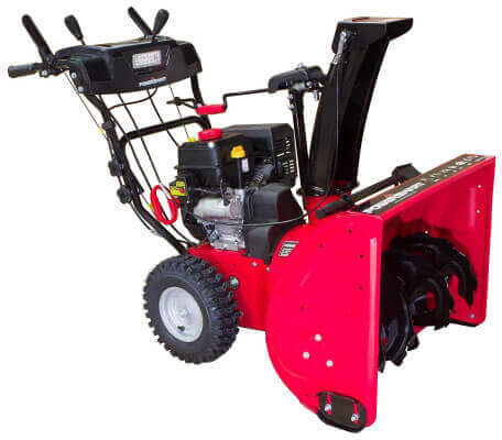 PowerSmart DB7128PA 2-Stage Gas Snow Blower