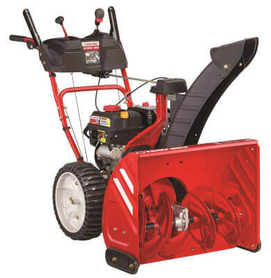 Troy-Bilt Storm 2625 Two-Stage Gas Snow Blower