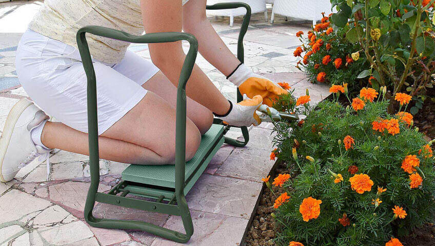Abco Garden Kneeler and Seat