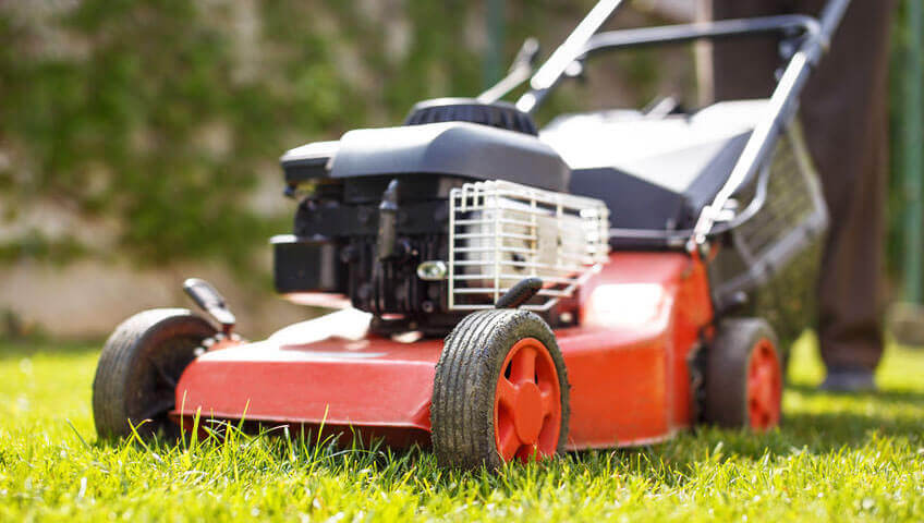 best lawn mowers under 300 dollars
