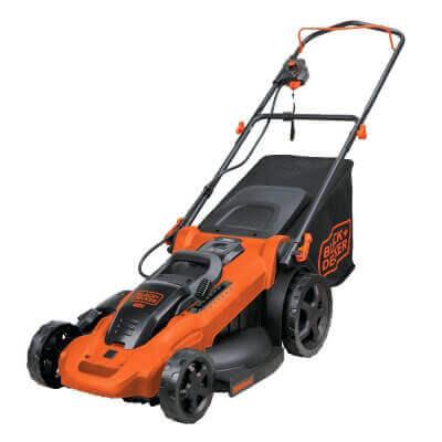 Black+Decker CM2043C Cordless Lawn Mower