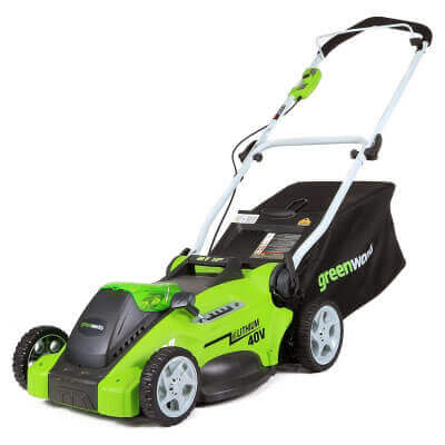 Greenworks 25322 G-MAX 40V Cordless Lawn Mower