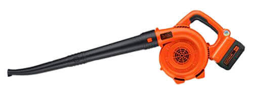 Black+Decker LSW36 Cordless Battery-Powered Leaf Blower