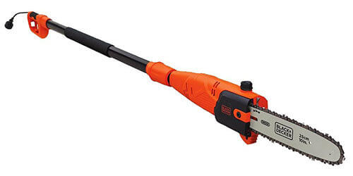 Black+Decker PP610 Corded Pole Saw