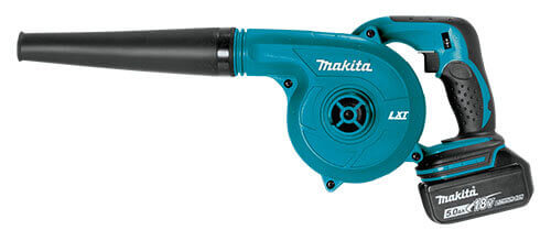 Makita DUB182T1 Cordless Battery-Powered Leaf Blower