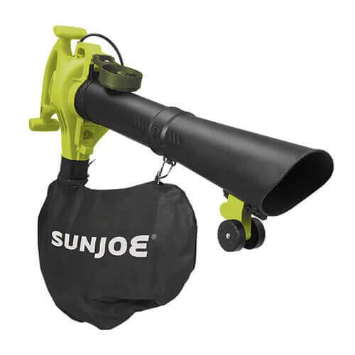 Sun Joe SBJ605E Corded Electric Leaf Blower