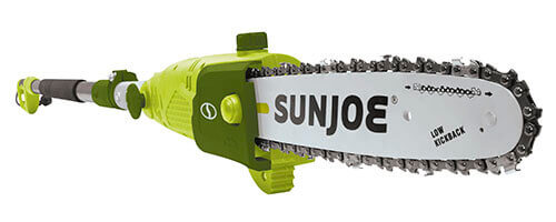 Sun Joe SWJ803E Electric Multi-Angle Pole Chain Saw