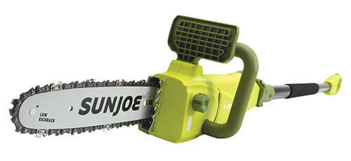 Sun Joe SWJ807E Corded Electric Pole Saw