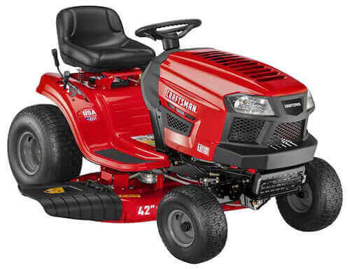 Craftsman T110 42-in 17.5 HP Riding Mover
