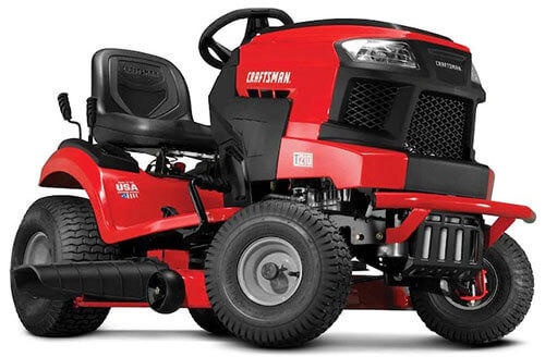 Craftsman T210 42-in 18-HP Hydrostatic Riding Mover
