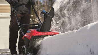 best single-stage snow blowers