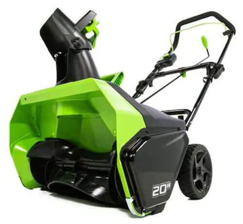 Greenworks Pro SN60L410 Cordless Electric Snow Blower