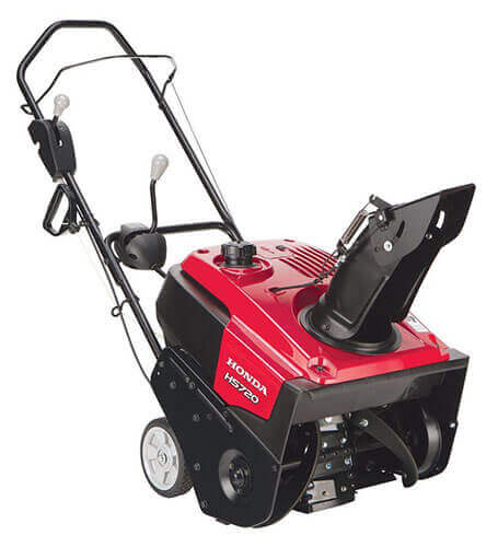 Honda HS720AA Single-Stage Gas Snow Blower
