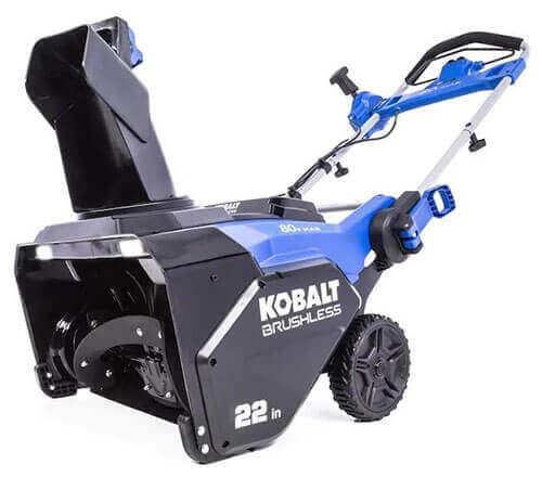 Kobalt KSB 6080-06 Cordless Electric Snow Blower