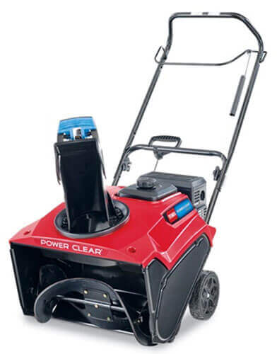 Toro Power Clear 721 E Snow Blower
