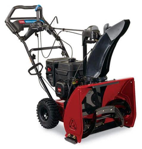 Toro SnowMaster 824 QXE Snow Blower