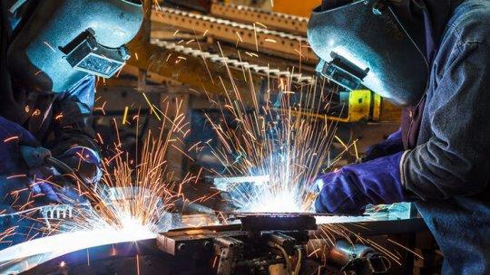 different welding types