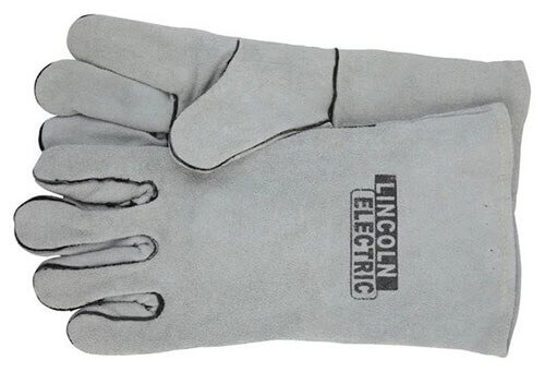 Lincoln Electric KH641 Gray Welding Gloves
