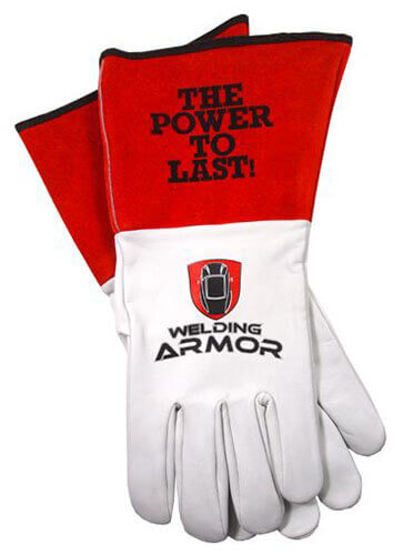 Longevity Welding Armor TIG Plasma Cutting Gloves 880391