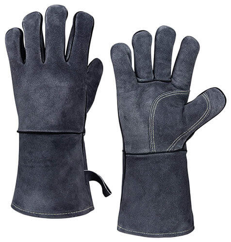 Ozero Heat Resistant Protection Welding Gloves