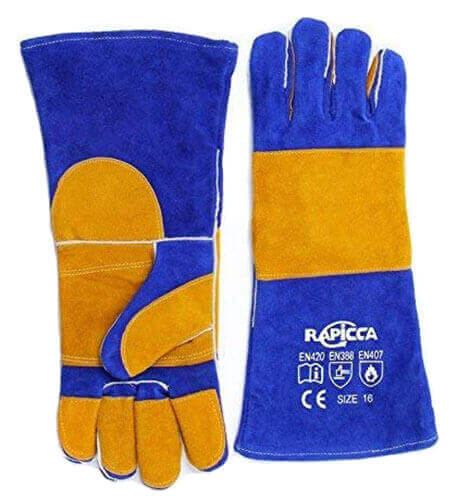 Rapicca Forge Leather Welding Gloves