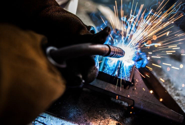 types of welding and their use